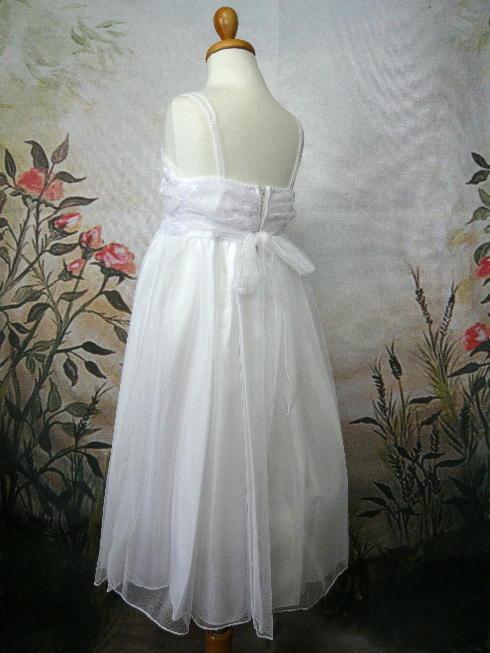 子供ドレス レディ ホワイト4