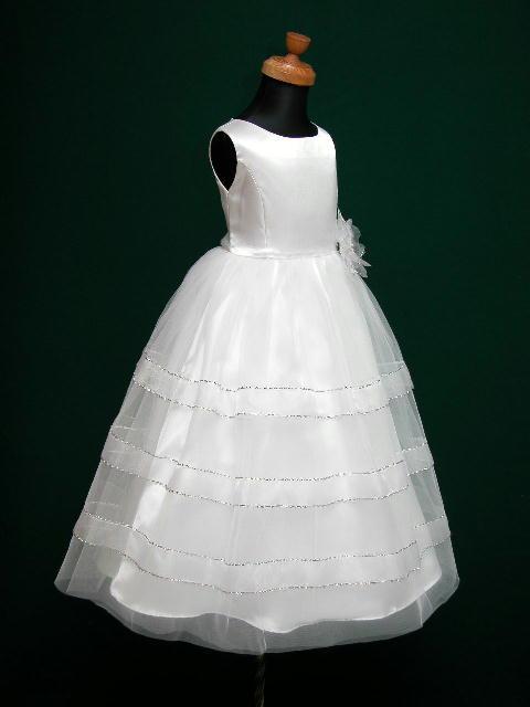 子供ドレス ノベラ ホワイト2