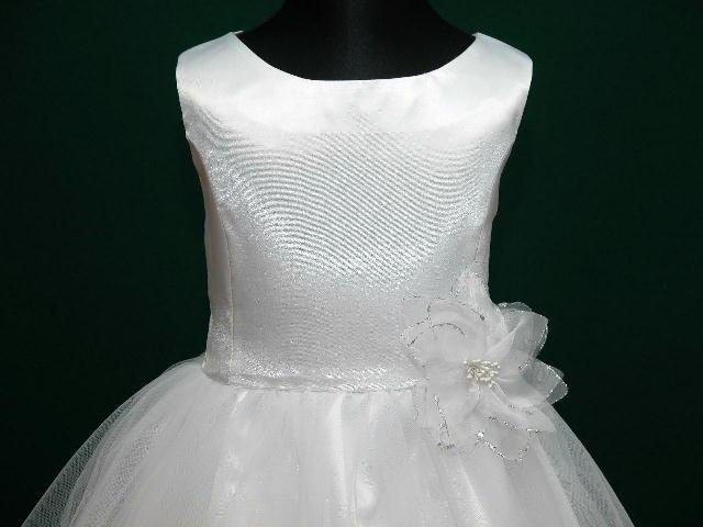 子供ドレス ノベラ ホワイト3
