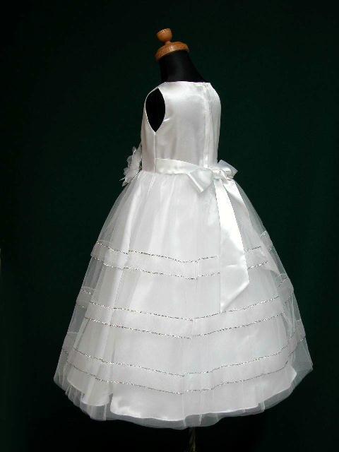 子供ドレス ノベラ ホワイト4