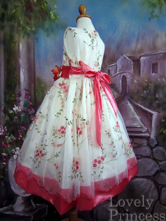 子供ドレス ジェーン コーラル