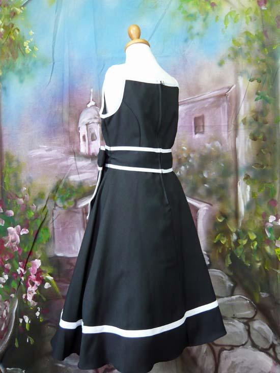 子供ドレス ミーナ ブラック