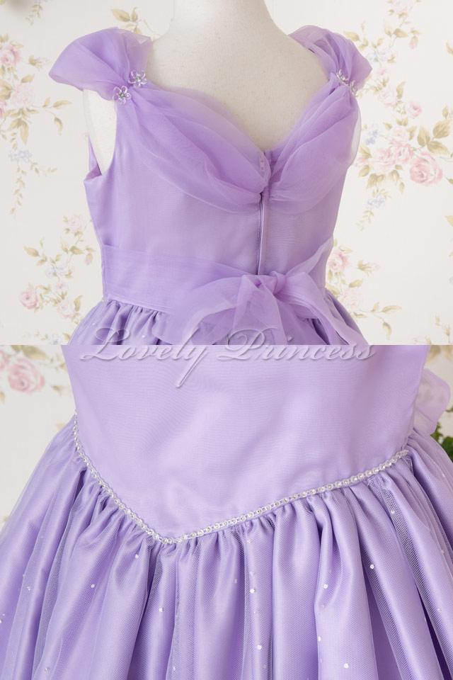 クリスティーナ ライラック 結婚式にもお勧めドレス
