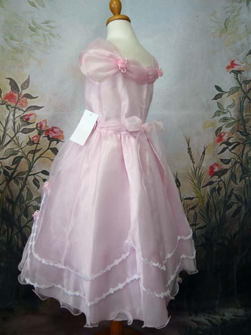 子供ドレス グレース ピンク
