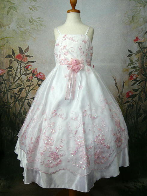 子供ドレス エイミー ピンク