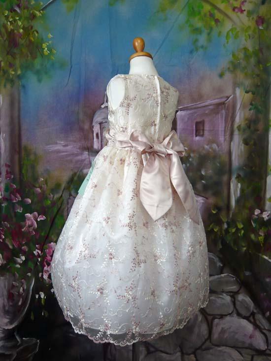 子供ドレス ベルモント シャンパン
